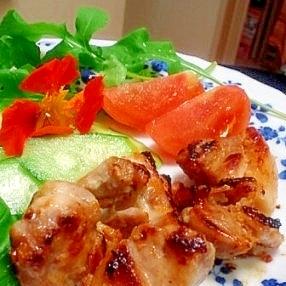 簡単&美味♪やわらか~鶏もも肉@塩麹