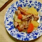 豚モモ肉のポトフ