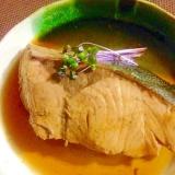 美味しい煮魚♪「ぶりの煮付け♪」o(^▽^)o