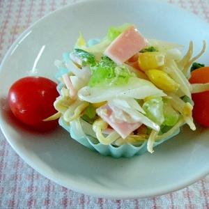 ☆残り野菜の炒めサラダ☆