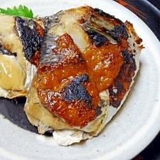 焼き魚☆ 「秋ニシンの味噌焼き」