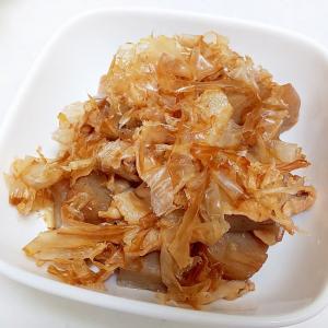 蒟蒻と豚ばら肉の麺つゆ煮++