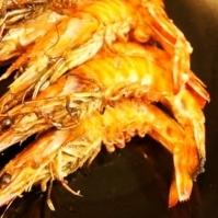 魚介類のハーブグリル