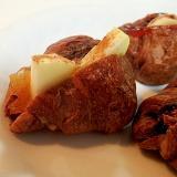 マーマレードと林檎のチョコクロワッサン