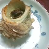 サザエの味噌焼き【おうちで居酒屋メニュー】