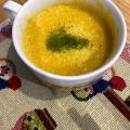 ミキサーなし!!!超簡単かぼちゃのスープ