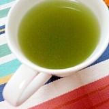ホッと☆フルーティーグリーン玄米茶♪