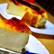 簡単・濃厚♪ブルガリアチーズケーキ