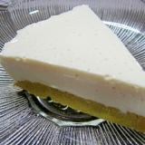 レアヨーグルトケーキ。