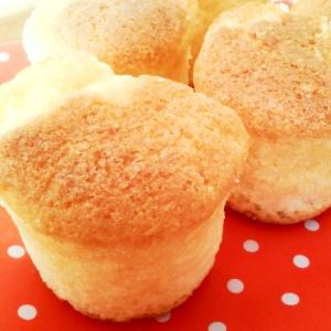 ホットケーキmix粉で簡単♪混ぜて焼くだけ~ケーキ