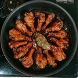 鶏肉手羽元のオールスパイス煮込み
