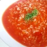 トマト缶で簡単リゾット