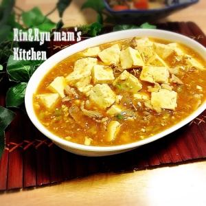 玉ねぎde麻婆豆腐