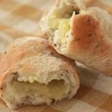 ほっくり美味しい☆おさつパン
