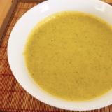 ミキサー使用!優しい味の豆乳かぼちゃスープ