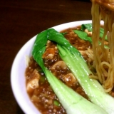 麺と麻婆豆腐の素敵な出会い!おいしい麻婆焼きそば