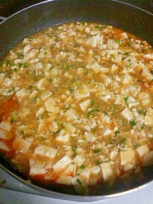 マーボー 豆腐 市販