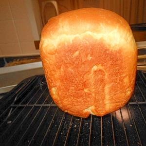 HBで大豆粉入り食パン