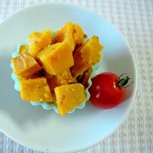 カボチャのハニーマスタードサラダ