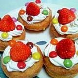 簡単ドーナツケーキ