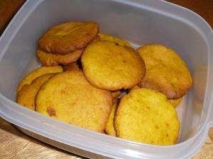簡単! 子供と一緒に作れる、かぼちゃクッキー♪