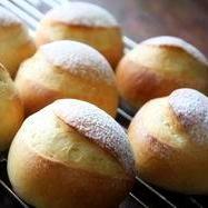 もっちりしっとり~♪豆乳パン