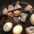 ⭐今夜の定食-「豚肉の角煮」