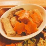 鯛アラと大根の煮付け【150kcal 脂4.4g】