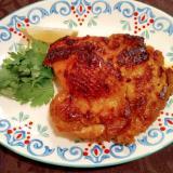 タイ風 ターメリック味の焼鳥