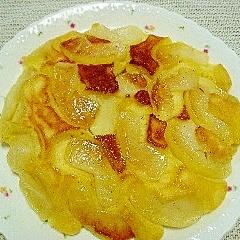 ホットケーキミックスで作る☆りんごのケーキ