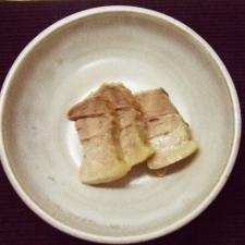 塩麹でゆで豚&ポークライス