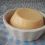 濃厚バニラのミルクババロア