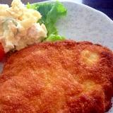 カルディレシピ☆本格ドイツのカツレツ♪「ライマー」