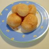 超簡単☆ふわふわ☆豆腐ドーナツ