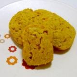 超簡単☆トースターdeヘルシーかぼちゃクッキー☆