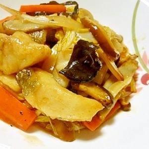しっとり柔か、鱈の中華うま煮