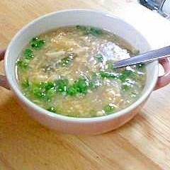 やまいものスープ