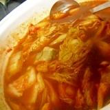 野菜たっぷり赤から鍋