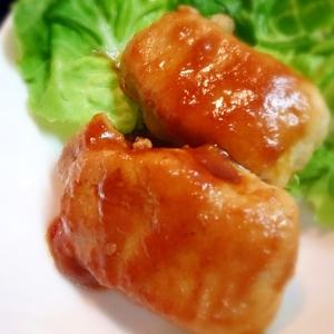 ボリューミー凍おり豆腐の肉巻き