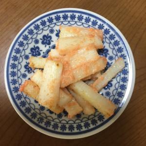 山芋の明太バター