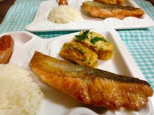 子供が食べやすい☆生秋鮭のバターソテー☆