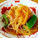 豚肉と春雨の韓国煮*おべんとう