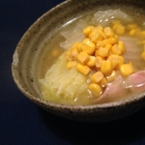 トロトロ白菜のすごっく美味しいスープレシピ