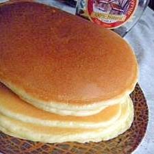 シンプル♪キレイにパンケーキを焼くコツ