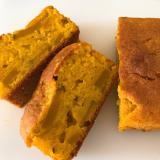ホットケーキミックスでかぼちゃのパウンドケーキ