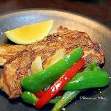 太刀魚のガーリック焼き