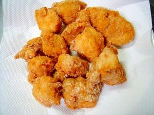キムチ風味・鶏のから揚げ