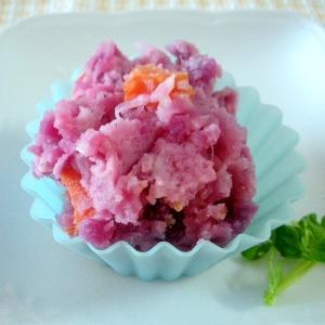 ☆紫いものサラダ☆