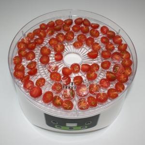 簡単☆濃縮リコピン☆食品乾燥機でドライミニトマト