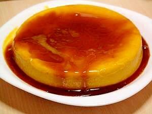 卵、生クリームなし!簡単かぼちゃのプリン